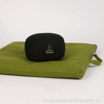 *AKCE* Meditační podložka afuton vjednom Zafuton – zelená