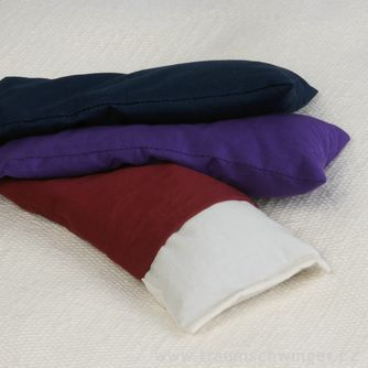 Polštářek naoči – bavlna