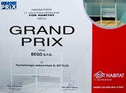 Traumschwinger získal cenu Grand Prix